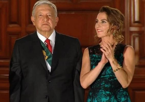 Vestidos De Dra Beatriz Gutiérrez Esposa De Amlo Para