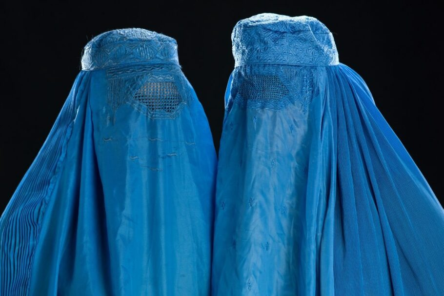 Mujeres afganas.